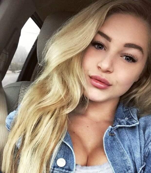 Очаровательные блондинки (35 фото)