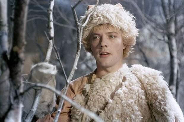 "Кадр из фильма ""Снегурочка"", 1968 год."