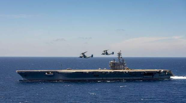 Пентагон назвал приоритетный театр ведения военных действий против Китая