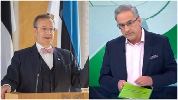 Норкин ответил пошлым анекдотом на план экс-президента Эстонии закрыть ЕС для россиян