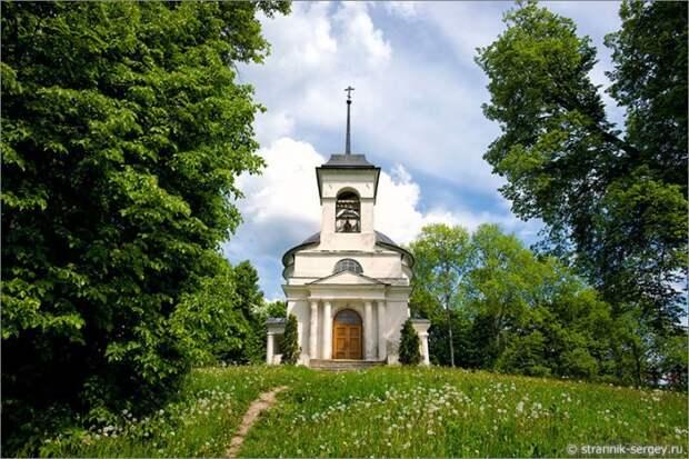 Засияли на холмах купола церквей