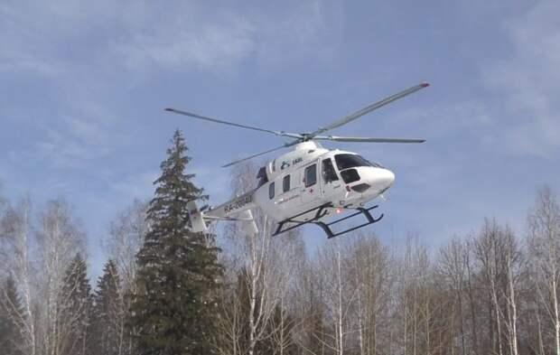 Полёты санавиации в Удмуртии приостановили до осени