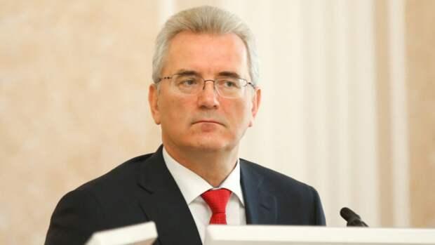 Суд арестовал недвижимость и миллионы рублей экс-губернатора Белозерцева