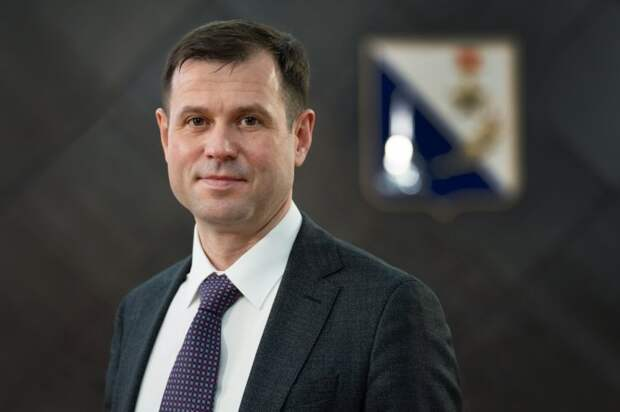 Уроженец Ижевска Николай Гордюшин стал и.о. вице-губернатора Севастополя