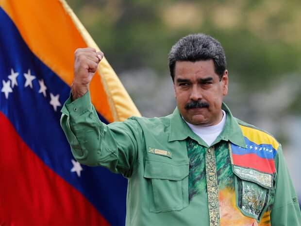 США попытались осуществить новую атаку на президента Венесуэлы Николаса Мадуро