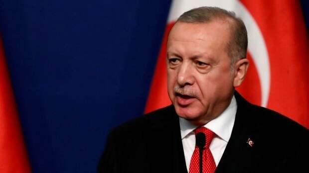 Турецкий президент осудил высказывания американского лидера о своем российском коллеге