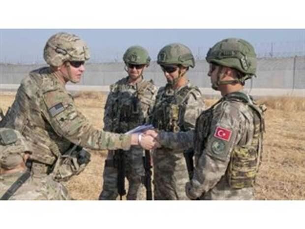 США терпят турецкую наглость из-за России