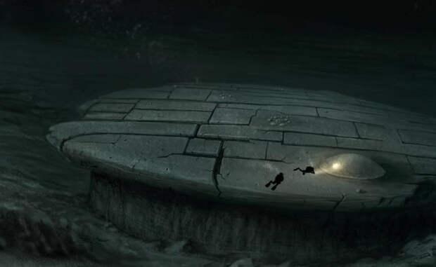 Тайна балтийского НЛО: что в итоге нашли на дне