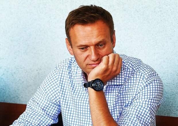 Одобрял насилие идискриминацию: Навального лишили статуса «узника совести»