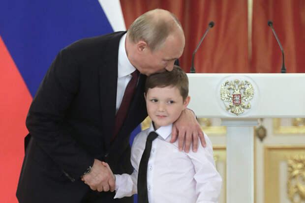 О сеансе саморазоблачения Владимира Путина