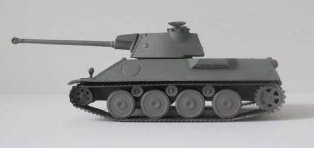 Как фашисты Т-34 изобрели