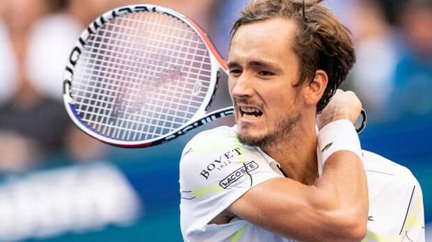 Медведев вышел на 3-е место в рейтинге ATP, Карацев поднялся на 72 строчки