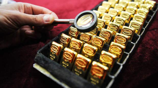 Из России массово вывозят золото: Элиты готовят запасной аэродром?