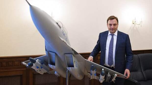 Объединенная авиастроительная корпорация укрепила руководство тремя новыми должностями