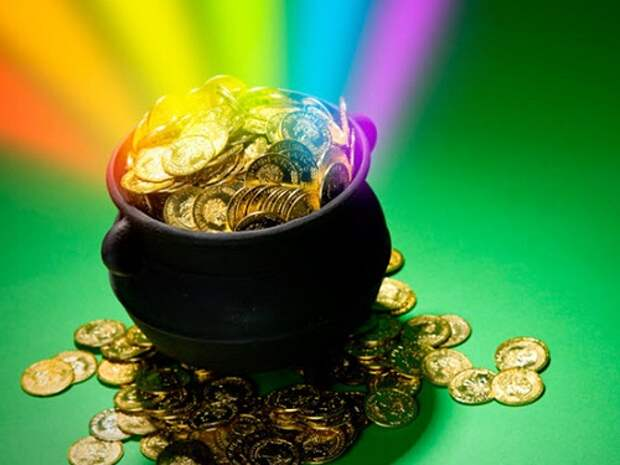 Цвета, которые привлекают богатство и удачу