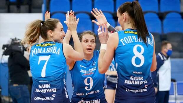 Две сильнейшие российские команды внезапно сыграли в полуфинале ЧР. Казанское «Динамо» больше не чемпион