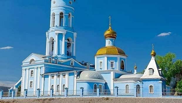 Освящение Владимирского храма Мытищ пройдет в воскресенье
