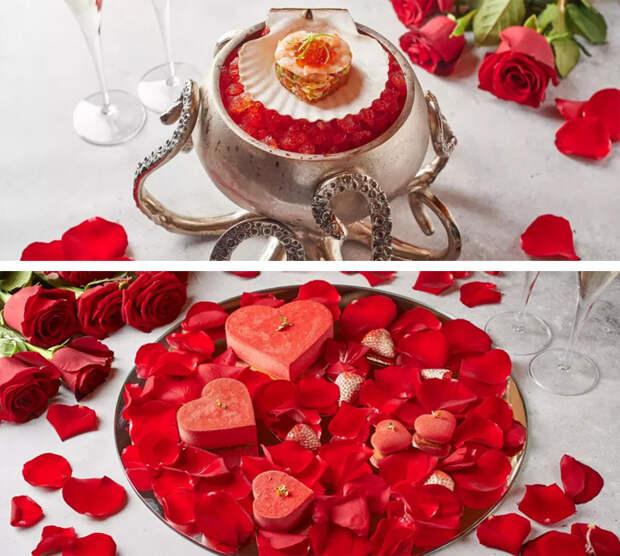 Где отметить День Влюблённых