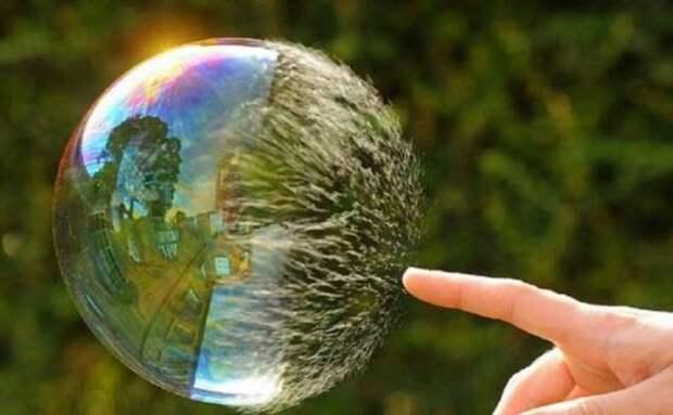 Не тоньше мыльного пузыря — почему глаза человека не воспринимают микромир