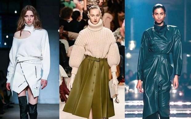 Подборка самых трендовых и популярных юбок с подиумов мира. Учимся сочетать на примере дизайнеров