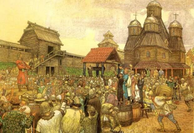 Киевское восстание 1068 года