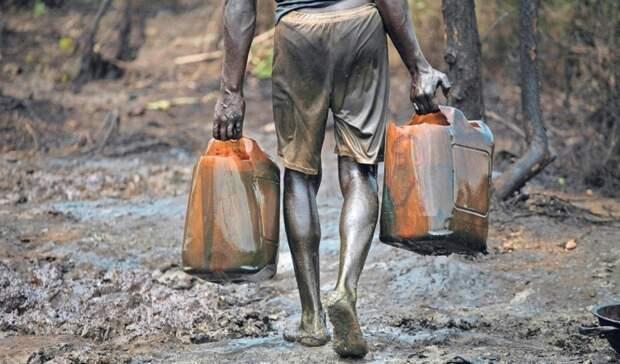 Нефть Западной Африки теряет мировой рынок без инвестиций