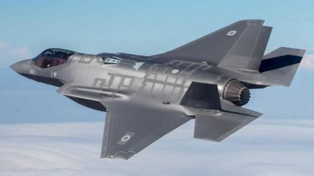 У израильских F-35 наблюдаются проблемы с заметностью