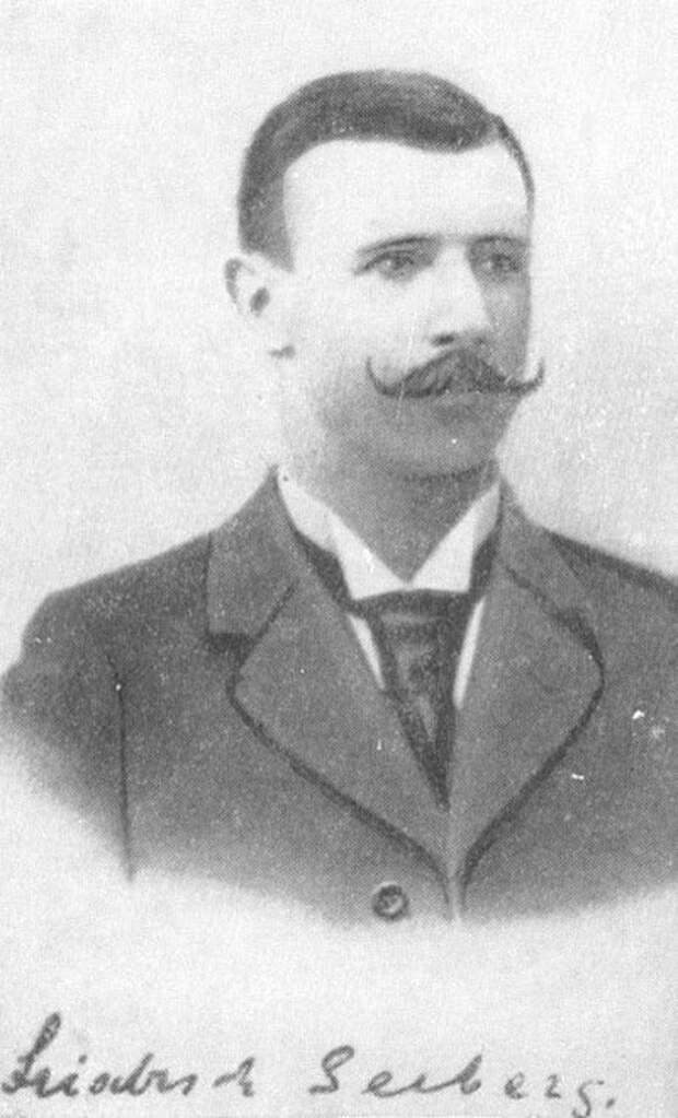 Фридрих Георгиевич Зееберг. Источник: wikipedia.org