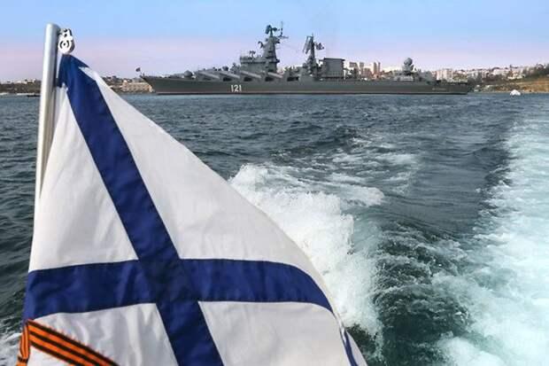 В преддверии профессионального праздника военных моряков Владимир Путин подписал указ о Военно-морском флаге России