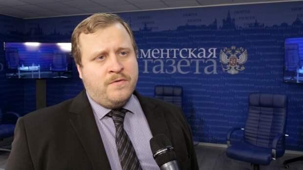 Заместитель директора по энергетическому направлению Института энергетики и финансов Алексей Белогорьев
