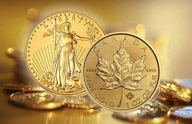 Как купить золотые монеты в 2021: полный гид