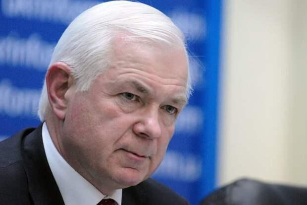 Николай Маломуж. Фото: Александр Максименко / РИА Новости