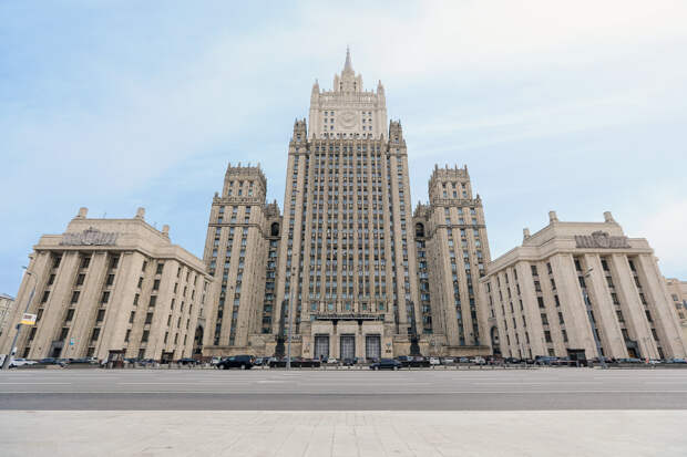 Москва объявила украинского дипломата персоной нон грата