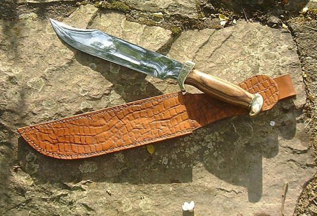 В Австралии сейчас делают реплики ножа Данди