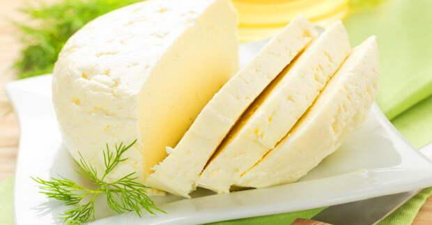 Белый французский сыр можно сделать дома! Вот как