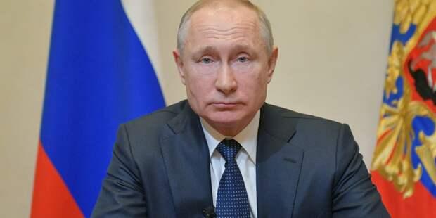 Владимир Путин доходов не скрывает