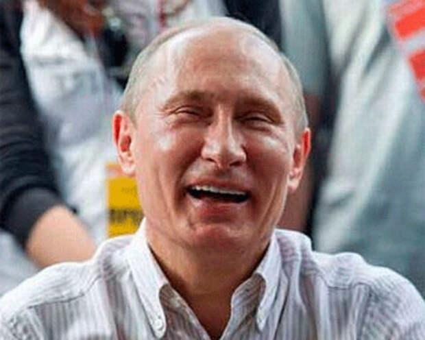 Мир вздрогнул. От хохота: «Вброс про Путина» оказался пустышкой