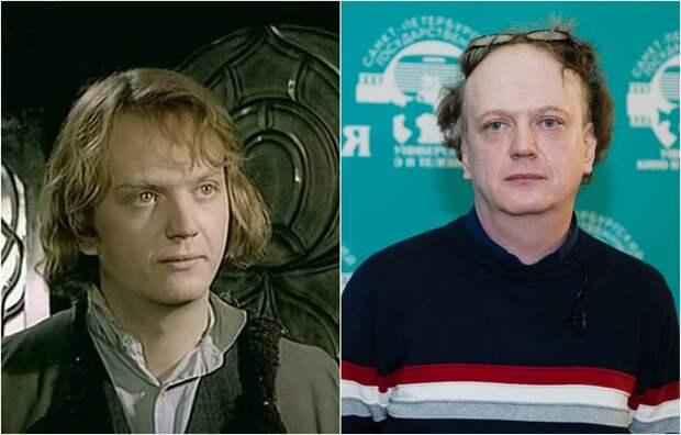 Дебютировал на экране в взрасте 5-ти лет, а в 1995-м он сыграл роль Ивана Вересова, сына ростовщика Морденко и княгини Шадурской.