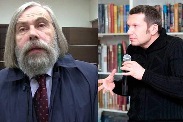 Михаил Погребинский пожаловался Путину на Соловьева, тенденциозно освещающего события на Украине