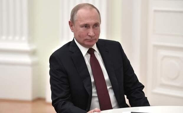 Путин заявил, что Россия не отключит себя от глобального Интернета