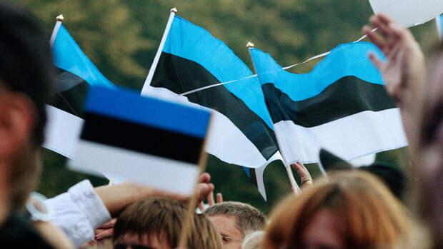 В Эстонии прошел слет ветеранов СС