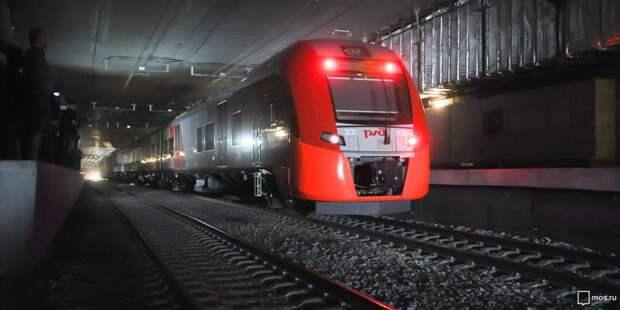 До 26 сентября поезда Савеловского направления будут следовать по измененному расписанию