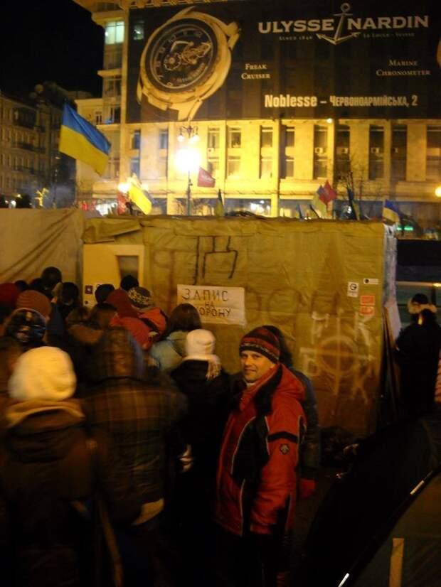Идущий к власти на таран: агрессор, хам и сторонник Майдана
