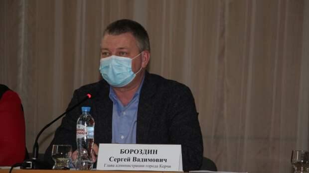 В Керчи возобновили работу Совет территорий и районные терсоветы