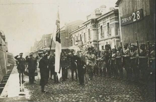 интервенты во Владивостоке 1918-19 гг.