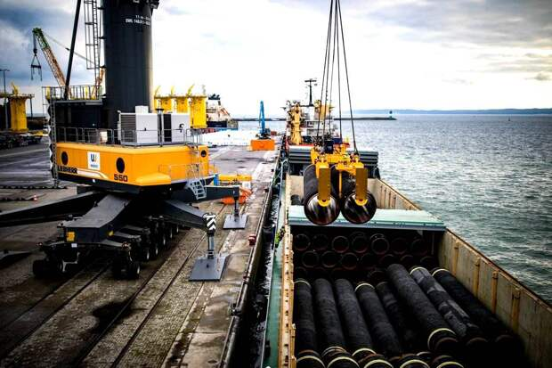 Немецкие СМИ указали на подводные камни американских санкций против «Северного потока -2»