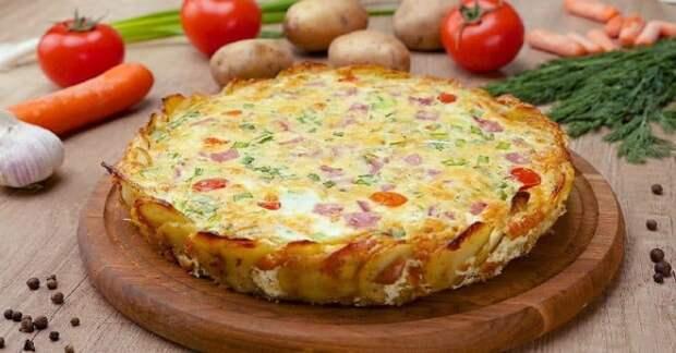 Пирог Драник