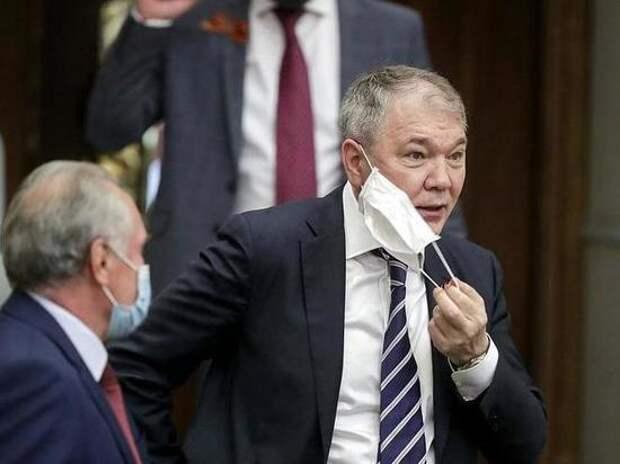 В Госдуме посоветовали президенту Молдавии не кукарекать