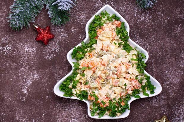 Эксперты назвали лучшие продукты для новогоднего стола