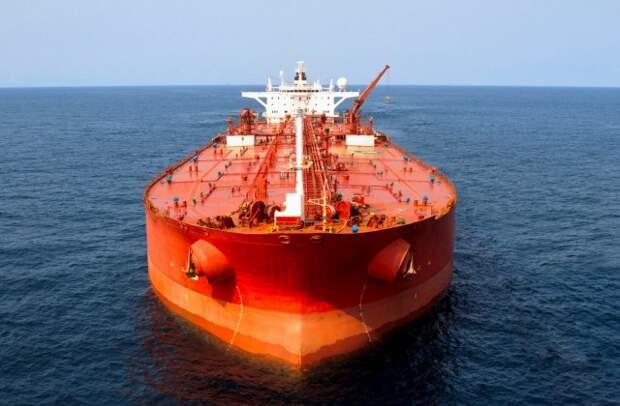 Танкер экспорт нефти